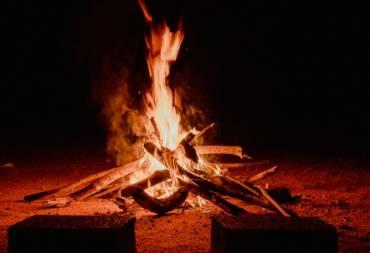 Pārgājieni un ugunskurs