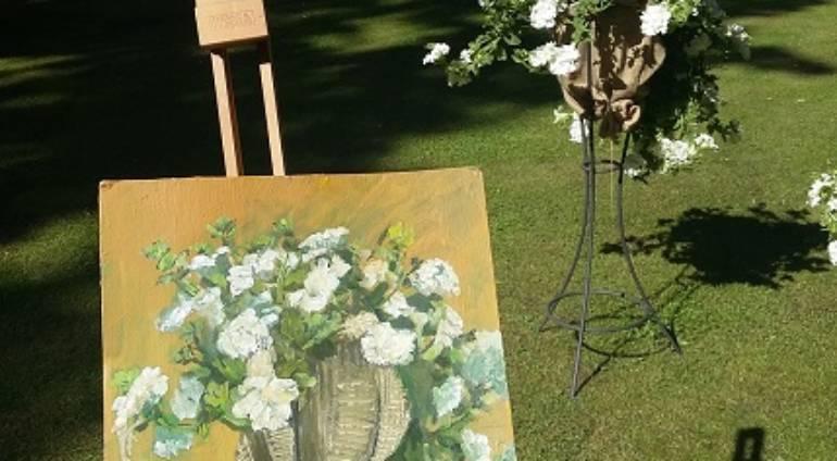 Plenērs jeb gleznošana brīvā dabā